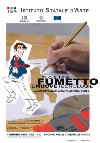 Man. Fumetto 06 ISA
