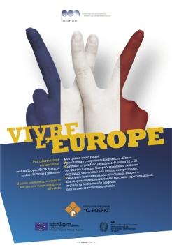 manif. vivre l'europe.indd