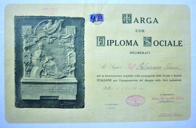 """""""Ente casa Italo-Americana modelli e figurini"""" Milano - 1921"""
